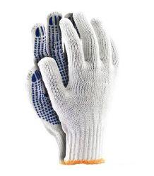 Rękawice z grubej dzianiny z jednostronnym nakropieniem RDZN600