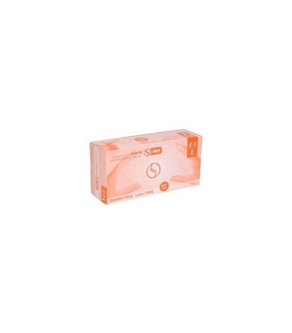 Sempercare® Vinyl, Rękawice winylowe bezpudrowe