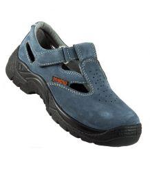 Sandał bezpieczny z metalowym podnoskiem 302 S1
