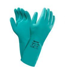 Rękawice nitrylowe Ansell SOL-VEX® 37-675