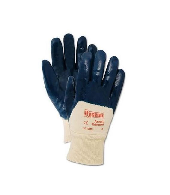 Rękawice powlekane nitrylem Ansell HYCRON 27-600