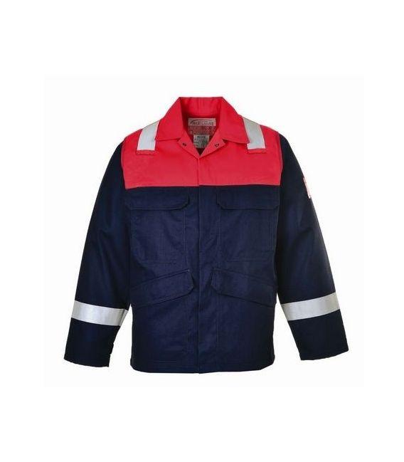 Bluza trudnopalna i antystatyczna PORTWEST Bizflame Plus, FR55