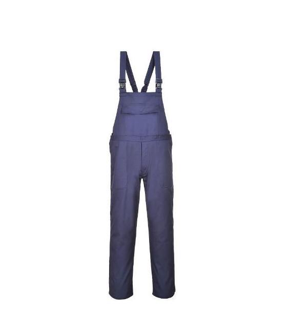 Spodnie ogrodniczki spawalnicze PORTWEST BIZFLAME PRO, FR37