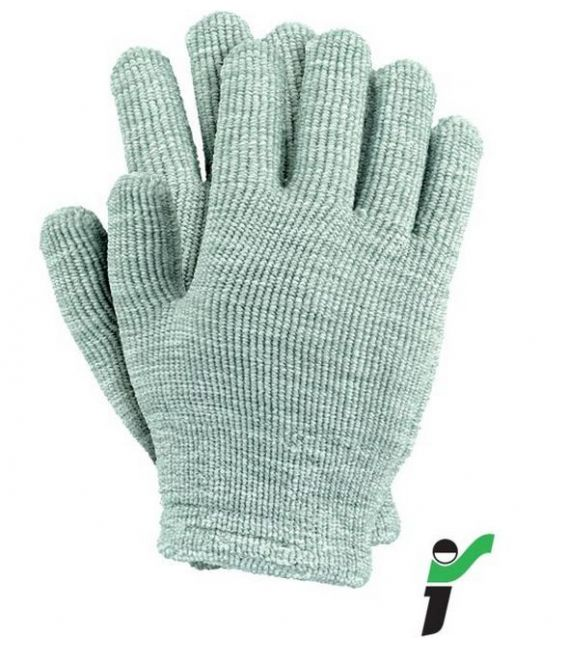 Rękawice ochronne dziane do 250°C RJ-FROTTE
