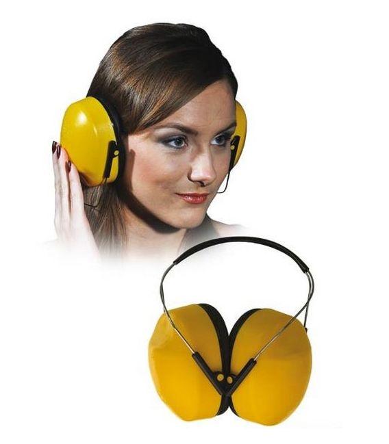 Ochronniki słuchu pod hełm OSU SNR-25 dB, rozm. M