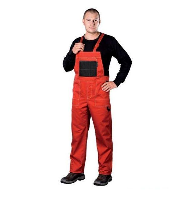 Spodnie robocze ogrodniczki typu Master MMS