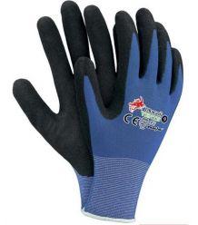 Rękawice z przędzy Coolmax, powlekane nitrylem VENTIS