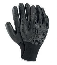 Rękawice ochronne powlekane tworzywem TPR RAPTOR