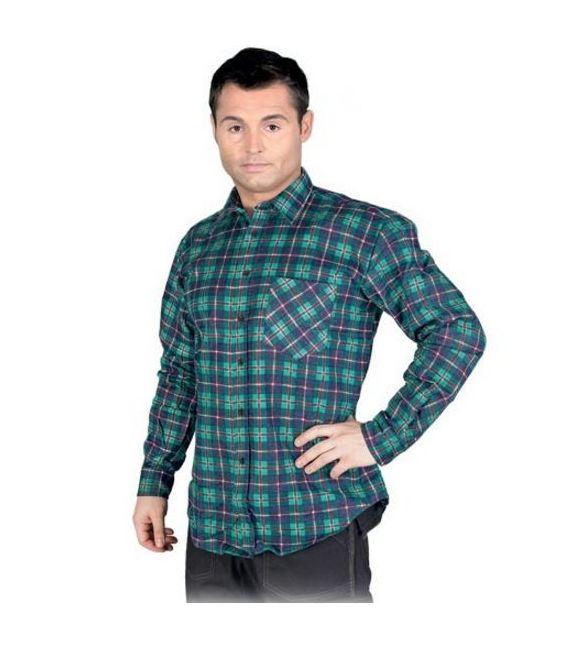 Koszula flanelowa w kratę KF