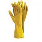 Rękawice ochronne gumowe flokowane RFROSEY