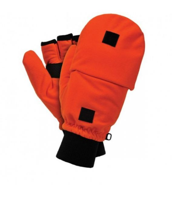 Rękawice ocieplane z klapką RDROPO