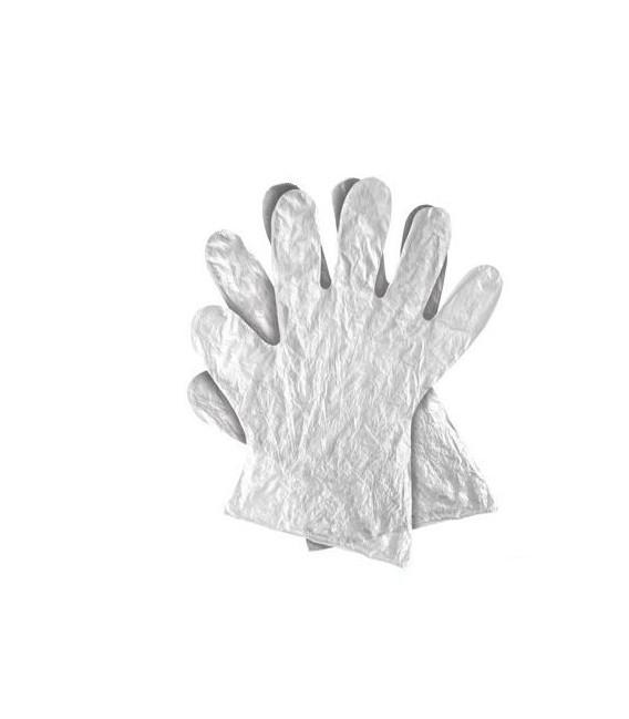Rękawice foliowe RFOLIA HDPE