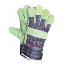 Rękawice wzmacniane skórą dwoina RSC