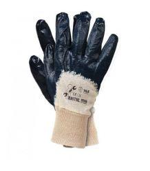 Rękawice ochronne powlekane nitrylem RNitNL