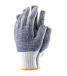 Rękawice z dwustronnym nakropieniem RDZNN600