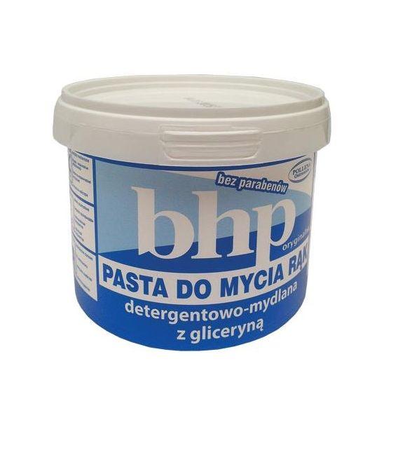 Pasta do mycia rąk BHP-PAS500