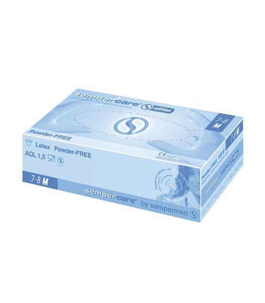 3f0a8f6f2ed377 Sempercare® Edition PF, Rękawice jednorazowe bezpudrowe lateksowe