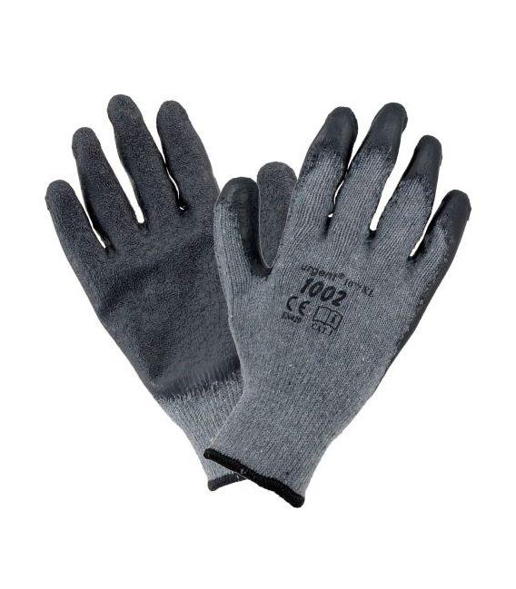 Rękawice ochronne wzmocnione gumą typu DRAGON 1002 bardzo mocne!