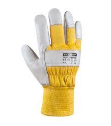 Rękawice ocieplane wzmacniane skórą licową Himalaya II teXXor 1121