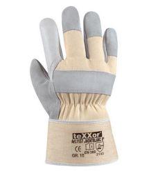 Rękawice wzmacniane skórą lico Montblanc II teXXor 1157
