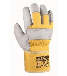 Rękawice ocieplane wzmacniane skórą lico Himalaya 1148 teXXor