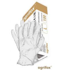 Rękawice  jednorazowe winylowe OX-VIN