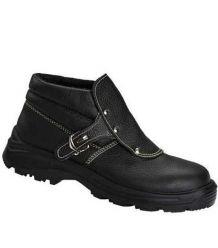 Buty dla spawaczy z metalowym podnoskiem model 443 PPO kategoria S3