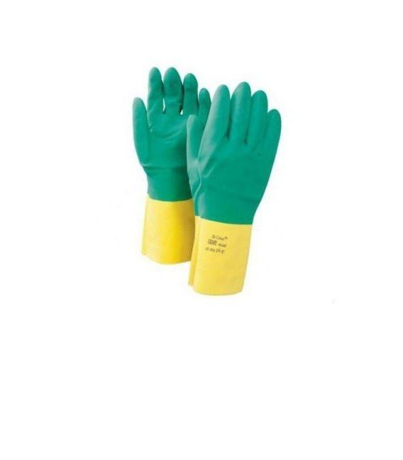 Rękawice lateksowo - neoprenowe AlphaTec (ex Bi-Colour) 87-900