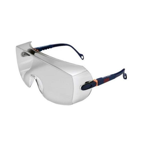 Okulary ochronne 3M nakładane na okulary korekcyjne 2800