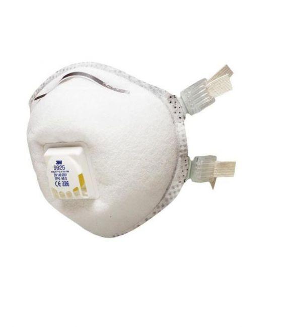 Półmaska filtrująca spawalnicza 3M P2 9925