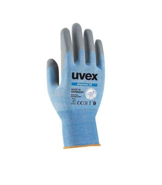 Rękawice antyprzecięciowe ultralekkie PHYNOMIC C5