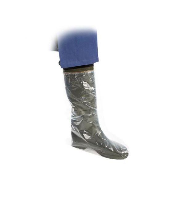 Ochraniacze na obuwie jednorazowe grube KRU-BFOLG
