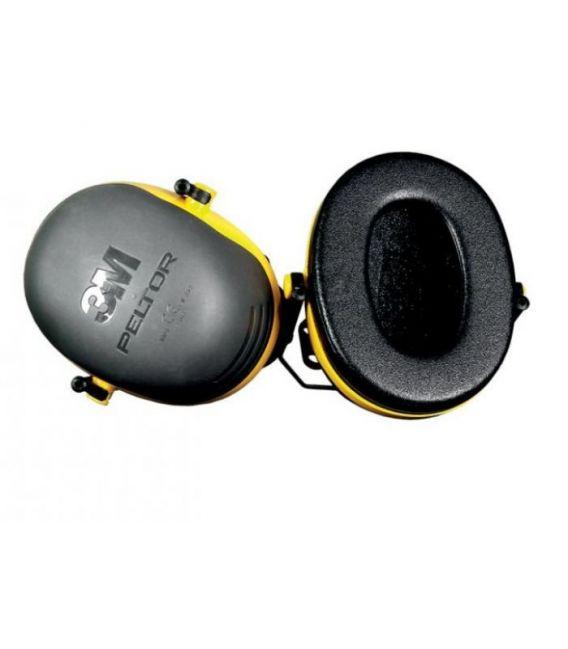 Nauszniki ochronne nahełmowe 3M™ Peltor™ X2P3 SNR-30 dB