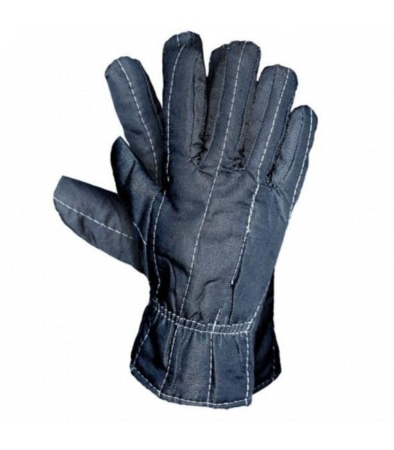 Rękawice ocieplane, pikowane, drelichowe RDOBOA rozm. 11
