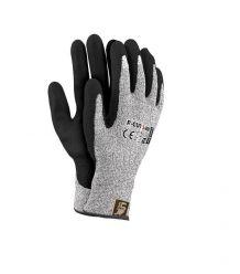 Rękawice przeciwprzecięciowe przędzy HDPE R-CUT5-NI