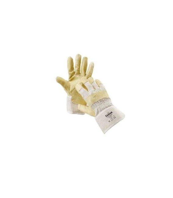 Rękawice wzmacniane skórą świńską licową JAY