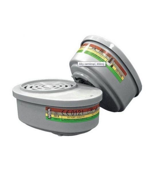 Pochłaniacz gazowy Advantage® MSA typ A2B2E1K1