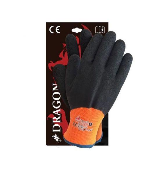 Rękawice ochronne ocieplane, powlekane WINFULL3