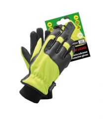 Rękawice dla mechaników ocieplane RMC-LIZARD