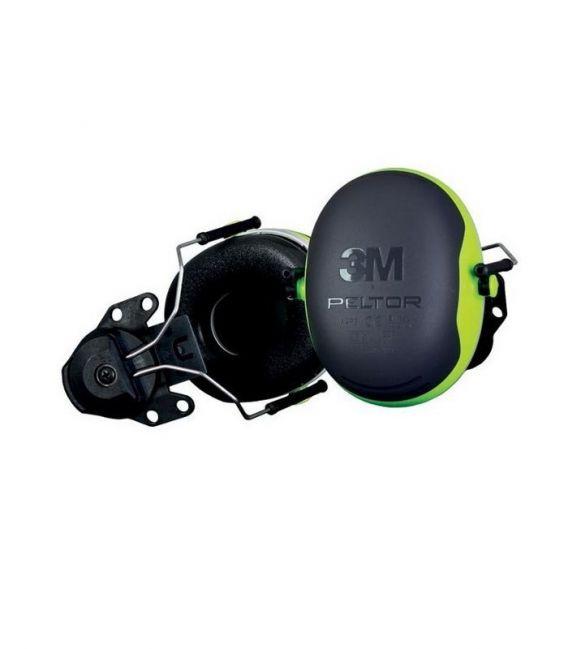 Ochronniki słuchu nahełmowe 3M™ Peltor™ X4P3 SNR-32 dB