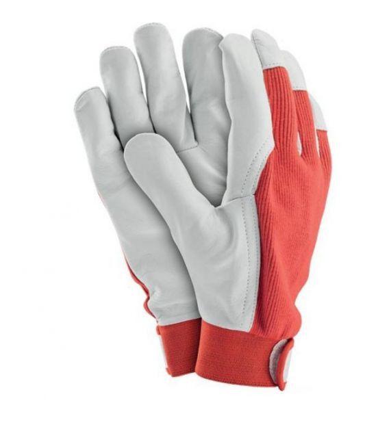 Rękawice z wysokiej jakości skóry koziej RLTOPER-REVEL