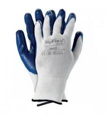 Rękawice powlekane nitrylem Ansell HYFLEX® 11-900 roz. 9