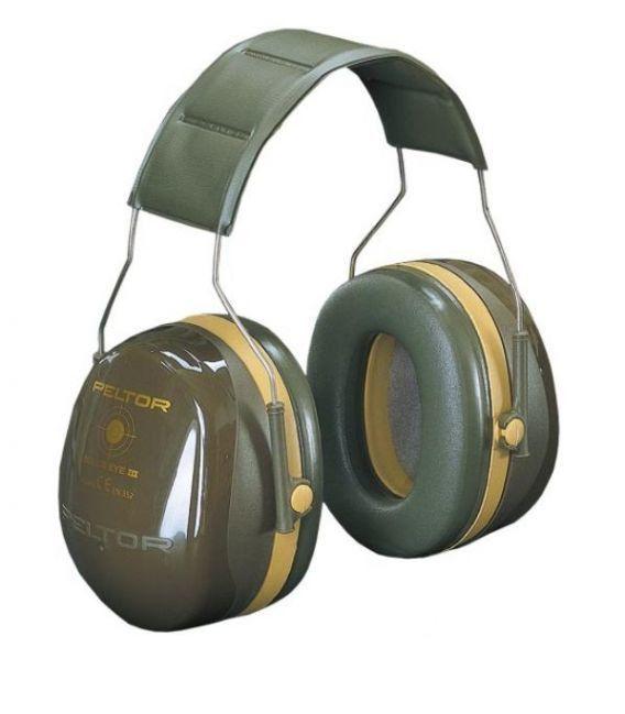 Ochronniki słuchu na pałąku nagłownym Peltor™ OPTIME™ III 3M