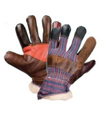 Rękawice robocze, ochronne, ocieplane RLKBOA