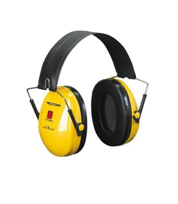 Ochronniki słuchu na pałąku nagłownym składane OPTIME™ I SNR-28 dB 3M