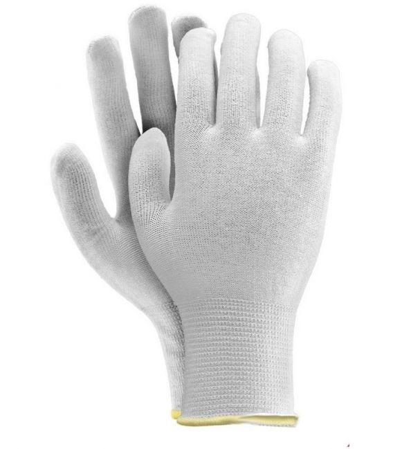 Rękawice ochronne dziane RWNYLCOT