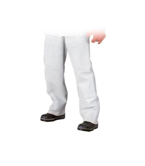 Spodnie skórzane SSL