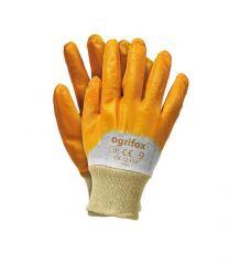 Rękawice ochronne powlekane nitrylem OX-NITER