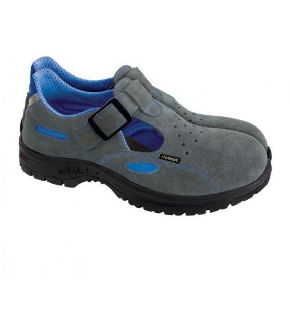 Sandały bezpieczne męskie BDLEO SB FO E SRC