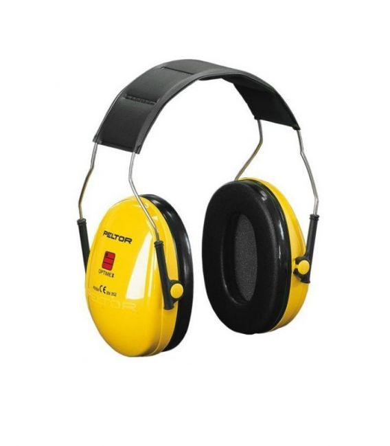Ochronniki słuchu na pałąku nagłownym Peltor™ OPTIME™ I SNR-27 dB 3M